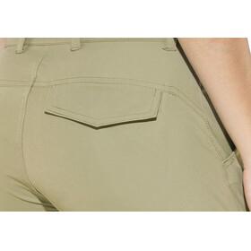 Fjällräven Abisko Capri Trousers Women Savanna